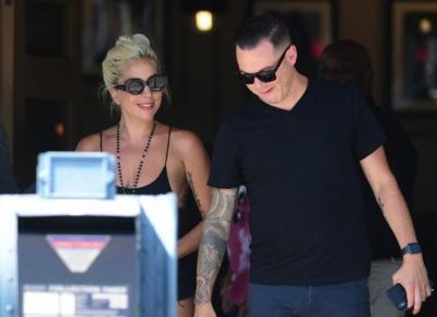 Lady Gaga ma romans z Danem Hortonem! Bradley Cooper poszedł w odstawkę?