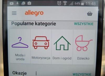 Zmiany w regulaminie Allegro. Serwis zmienia sporo opłat - WP Finanse