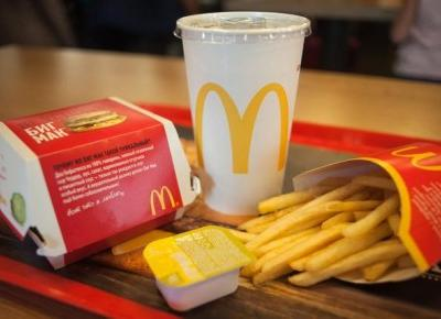 W McDonald's składasz zamówienie przez ekran dotykowy? Radzimy przestać - WP Kuchnia