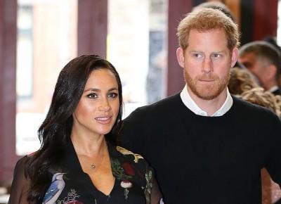 Meghan i Harry tymczasowo zmienili tytuły książęce. Powód jest prosty - WP Gwiazdy