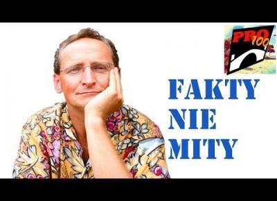 WOJCIECH CEJROWSKI - FAKTY NIE MITY
