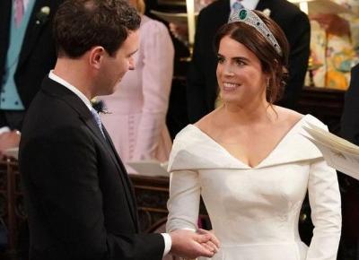 Święto miłości. Księżniczka Eugenia miała bajkowy ślub - WP Gwiazdy