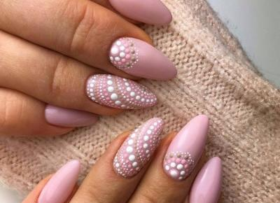 5 inspiracji na Paint point manicure - hit Instagrama