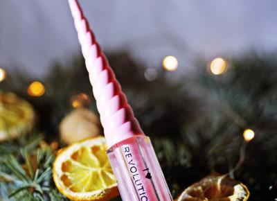 Makeup Revolution - Fantasy Lip Topper do Ust | Opinia, realne zdjęcie
