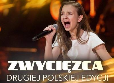 Znamy zwycięzcę The Voice Kids 2!