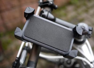 Świat obiektywem Janettt: Zakupy Aliexpress - uchwyt rowerowy na telefon