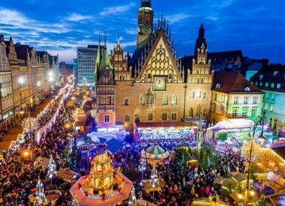 Polskie miasto na liście 10 miejsc z najbardziej magicznym świątecznym klimatem! [wg The Guardian]