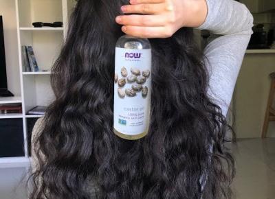 Olej Rycynowy - 5 sprawdzonych sposobów jak używać go na włosach