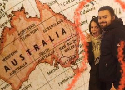 Wielkie zmiany czyli o przeprowadzce na 1,5 roku do Australii - słów kilka