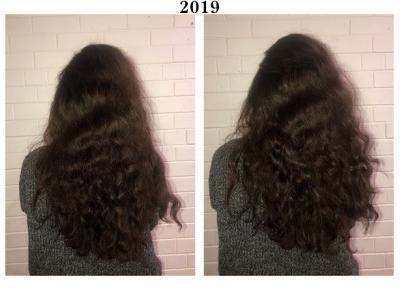 Olej z orzechów włoskich cichym bohaterem moich włosów + farbą Leonardo da Vinci ?