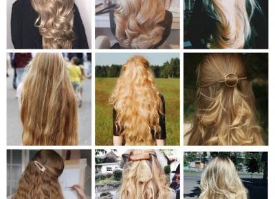 Włosowe inspiracje: Lipcowa słowiańska beztroska
