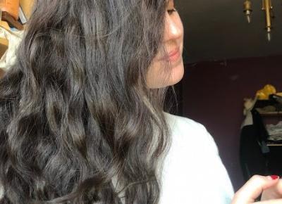 Pierwsze wrażenie po hennowaniu włosów Henną Orientana
