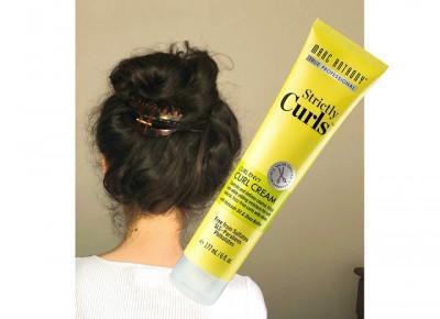 Pierwsze próby wydobycia skrętu kremem Marc Anthony Strictly Curls i o moich kręconych włosach słów kilka.
