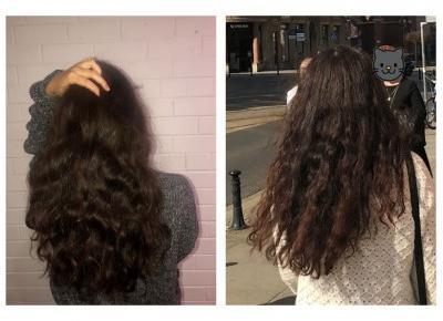 Roczna zmiana na moich włosach, co pomógło mi najbardziej ?