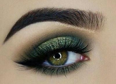 Makijaz oka-inspiracje