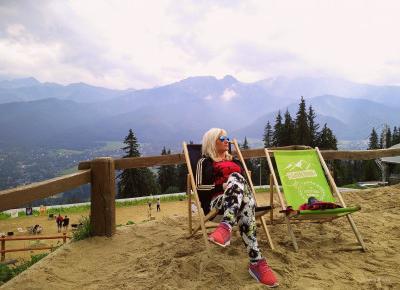 Judy's World: Gubałówka - popularna atrakcja Zakopanego