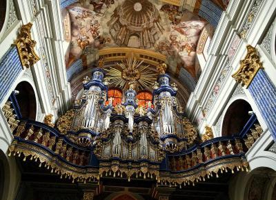 Judy's World: Perła Mazur - Sanktuarium Maryjne w Świętej Lipce