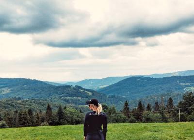 Judy's World: Jedna trasa, trzy zdobyte szczyty - Trzy Kopce Wiślańskie, Smerekowiec i Czupel