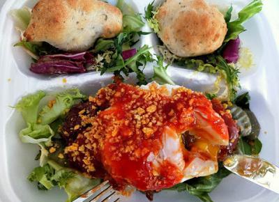 Judy's World: Zbeereźnik- smaczne jedzenie z dowozem.