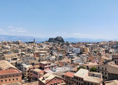 Judy's World: Zwiedzanie Starego Miasta Korfu-Κέρκυρα