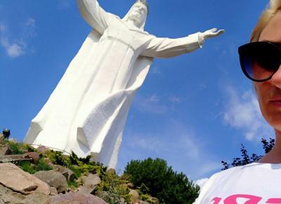 Judy's World: Świebodzin – Statua Jezusa