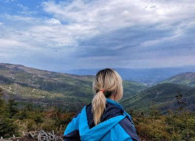 Judy's World: Szczyrk - szlak na Malinowską Skałę, Skrzyczne i Schronisko PTTK