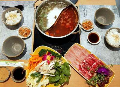 Judy's World: Slow food - Japan Sun Shabu Shabu