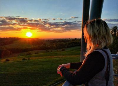 Judy's World: Kornowac – Punkt Widokowy i Pałac Larischów w Pogrzebieniu