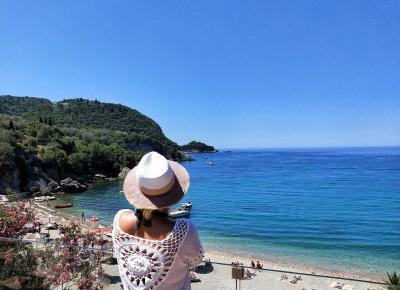 Judy's World: Wczasy na Korfu podczas koronawirusa COVID-19