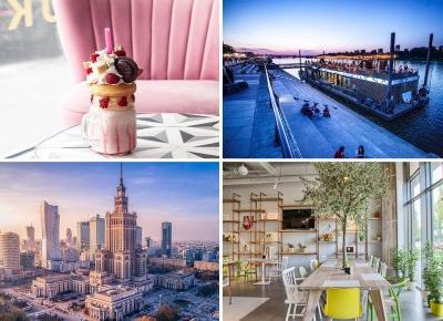 Będziesz na Sneakernessie? Oto 5 miejsc, które musisz odwiedzić w Warszawie