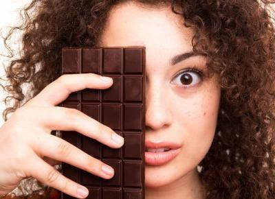 5 oznak, że jesz ZA MAŁO czekolady