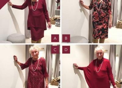 93-letnia panna młoda prosi o pomoc przy wyborze sukni ślubnej