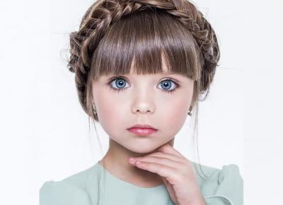 Oto najpiękniejsza dziewczyna na świecie! Wygląda jak laleczka