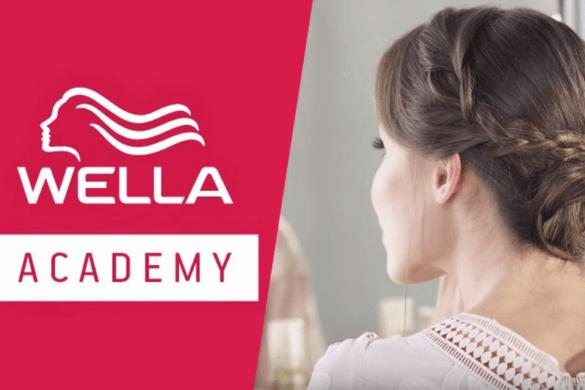 Wella Academy Szybki Kok Z Warkoczem Krok Po Kroku Hair By Jul