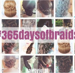 #365daysofbraids - zainspiruj się! - Hair by Jul- fryzury krok po kroku