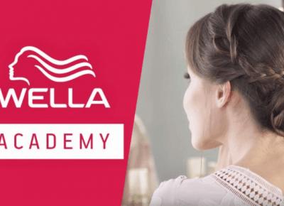 Wella Academy: Szybki kok z warkoczem krok po kroku - Hair by Jul- fryzury krok po kroku