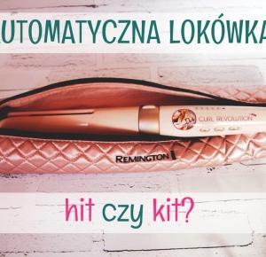 Automatyczna lokówka- hit czy kit? - Hair by jul- fryzury krok po kroku