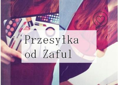 My life is Wonderful: Przesyłka od Zaful #1