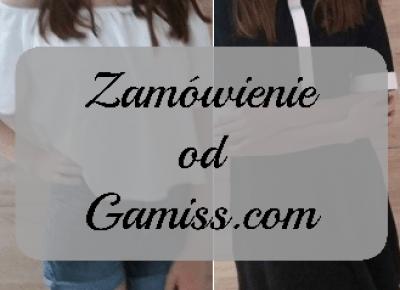 My life is Wonderful: Zamówienie od Gamiss.com