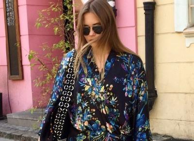Kimono – Julia Charlotte