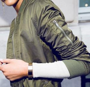 Zakochałam się w tej kurtce.