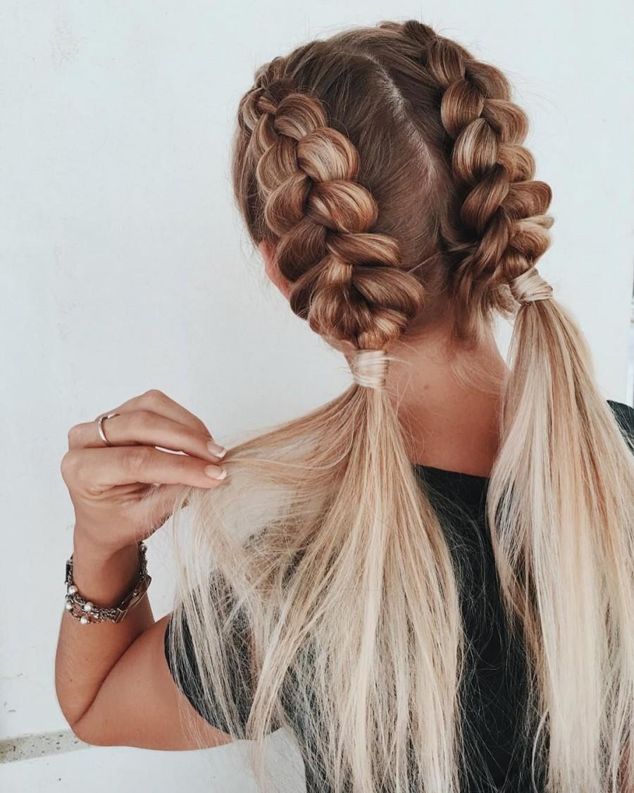 5 Propozycji Fryzur Z Długimi Włosami