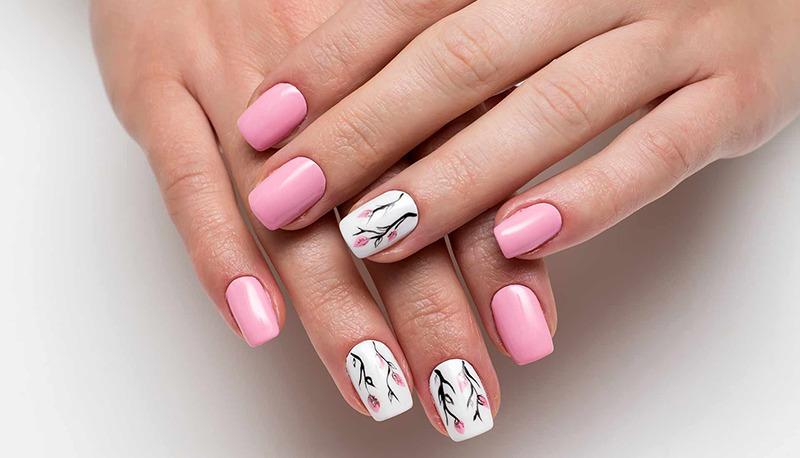 Wiosenne inspiracje na paznokcie!