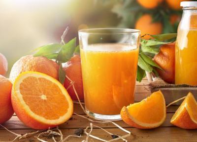 Właściwości pomarańczy!