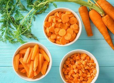 Właściwości marchewek!
