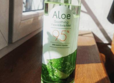 It'S SKIN, Aloe Soothing Face & Body Mist 95%