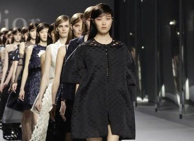 Biżuteria na pokazie Dior Haute Couture Show | Blog o biżuterii by KINGY