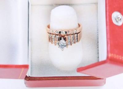 100 lat pierścionków zaręczynowych | Blog o biżuterii by KINGY