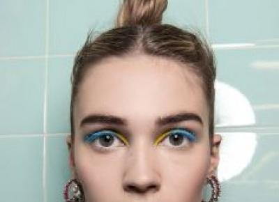Makijaż oka [trendy jesień-zima 2018/2019] - Elle.pl - trendy jesień zima 2018: modne fryzury, buty, manicure