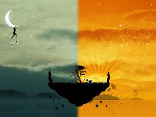 Budzenie umysłu - dzień po dniu: Głębia dualności